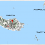 map of madeira island